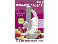 Brand New Dessert Bullet NutriBullet