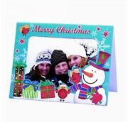 Photo Insert Christmas Cards
