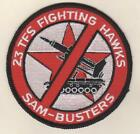 Tactical Fighter Squadron Patches