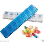 14 Day Pill Box