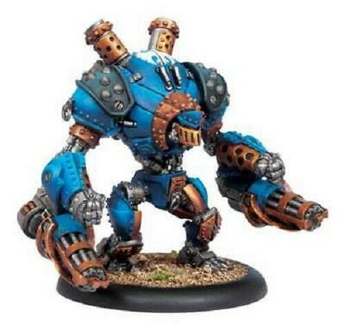 Warmachine Cygnar Cyclone Defender Ironclad Heavy Warjack PIP31062 Privateer
