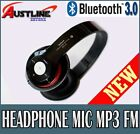 Unbranded/Generic FM Radio MP3 Player Headsets
