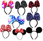 Minnie Mouse Headband Hair Accessories for Girls