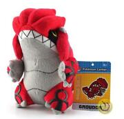 Groudon Plush