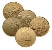 Gold Quarter