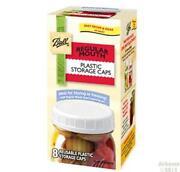 Plastic Canning Jar Lids