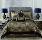 Queen Gold Comforters Sets