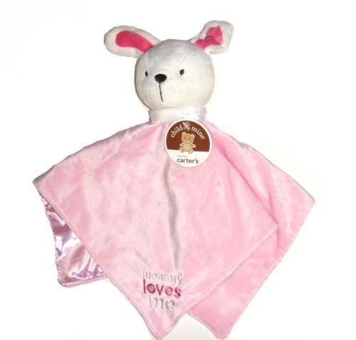 Carters Bunny Blanket Ebay