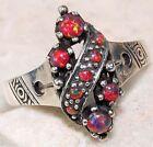 Filigree Opal Fashion Rings