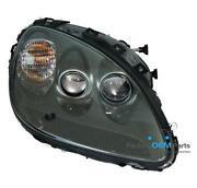 Corvette Headlight Assembly