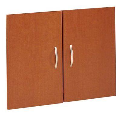 (Bush Series C: Half Height Door Kit (2 doors) (Auburn Maple) WC48511)