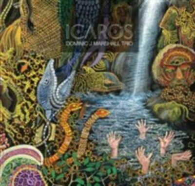 Icaros by Dominic J. Marshall Trio CD NEW for sale  Shipping to United States
