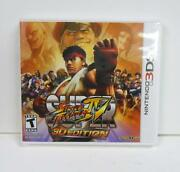 Street Fighter 3DS
