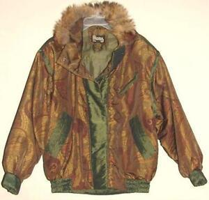 d1c65b6c28875 Vintage Fox Fur Coat