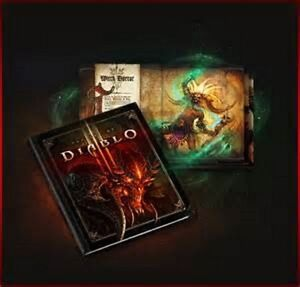 The Art of Diablo III 3 Limited Collector's Edition Artbook Hardcover