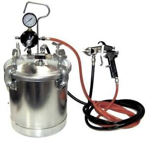Pressure Pot Business Amp Industrial Ebay