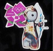 London 2012 Olympic Wenlock Pin