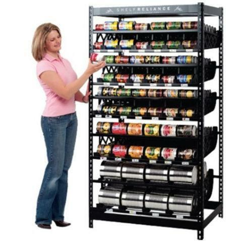 Food Storage Racks Ebay