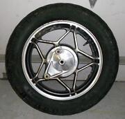 CB550 Rear Wheel
