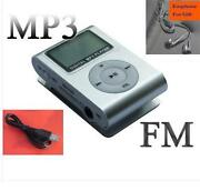 Mini Clip MP3 Player FM