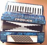 Akkordeon Fröhlich