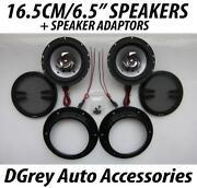 Golf MK5 Speakers