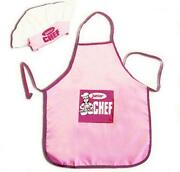 Kids Chef Hat and Apron
