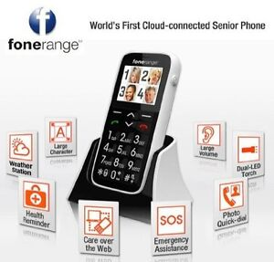 Big Friendly Senior's Easy Life Simfree Large Big Button Easy use Mobile Phone