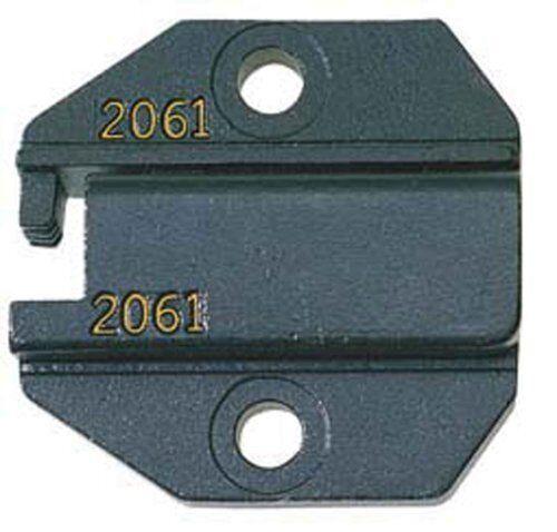 Greenlee/Paladin PA2061 RJ45, 8P8C Mod Crimping Die for 8000/1300Frames DIE ONLY