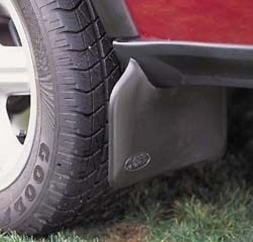 Land Rover Rear Bumper Signal Guards Discovery Ii 99 04: LAND ROVER DISCOVERY 2 FRONT REAR RH LH GENUINE MUD FLAPS
