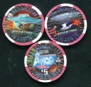 Star Trek Casino Chips