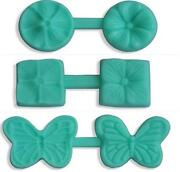 Sugarcraft Flower Moulds