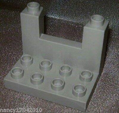 Lego Duplo Ersatzteil blau für Ritterburg 4777 4776 4864 Zinnen Palisaden Wand Baukästen & Konstruktion