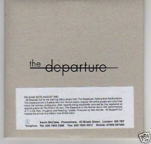 B139-The-Departure-All-Mapped-Out-DJ-CD