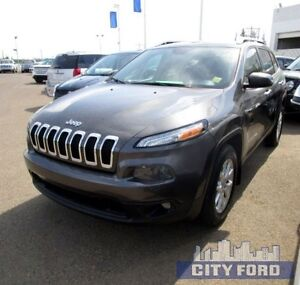 2014 Jeep Cherokee 4x4 4dr North