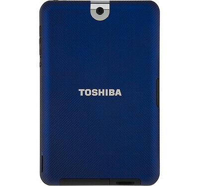 """Toshiba Thrive Blue Protective Cover For The 10"""" Thrive Tablet - Pa3884u-1brr"""