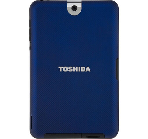 """Toshiba Thrive Blue Protective Case For The 10"""" Thrive Tablet - Original"""