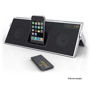 ALTEC LANSING iMT620 inMOTION PORTABLE iPHONE/iPOD STEREO SPEAKER DOCK