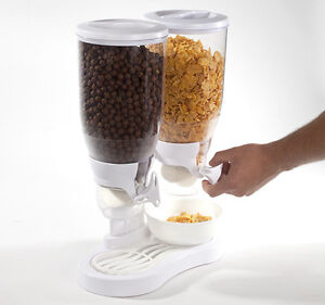 HUTT-Dual-Container-Cereal-Dry-Food-Dispenser-with-28-oz-Capacity