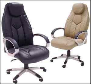 WANTED 2 HIGH BACK OFFICE CHAIRS