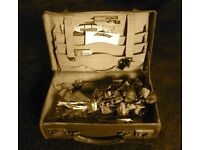 Lovely Small Vintage Writing Case Memento Billet Doux Souvenir