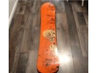 Beautiful Women's Signal Park snowboard