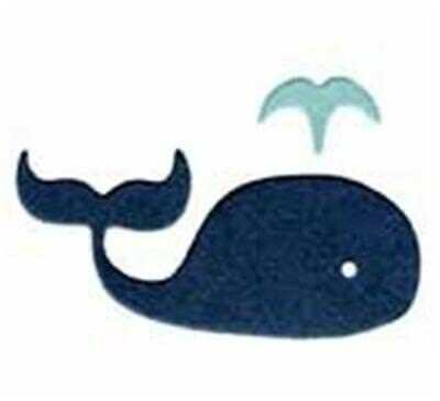 LIFESTYLE CRAFTS QUICKUTZ  WHALE  DIE  DS0323   MARITIME RELEASE