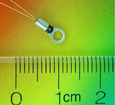 5ea 100k High Stability Ntc Thermistor 3.6mm Reprap Prusa Mendel Bed And Hot End