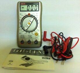 DIGITAL MULTIMETER UT30B ( NEW IN BOX ) - IDEAL GIFT
