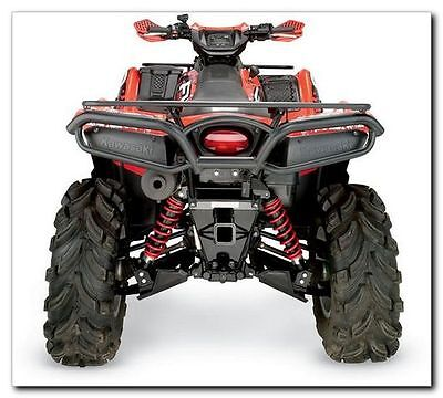 2008-2011 Kawasaki Brute Force 750 I 750i Atv Moose Rear Bumper