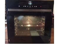 Neff B27CR22N1B CircoTherm Pyrolytic Single Electric Oven