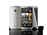 """HTC ONE M7 beats audio Android LTE 32GB 4.7"""" screen Unlocked"""