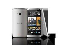 "HTC one M7 unlock or locked beats audio latest Android LTE 32GB 4.7"" screen Unlocked"