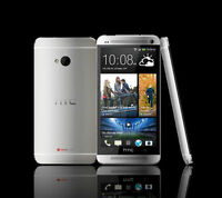 Unlocked HTC One M7 mint cond. gpe running Android Lollipop